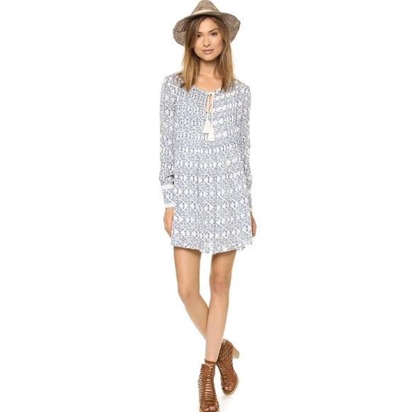 17163f19d40 Free People Dresses   Skirts - Free People Marlow Pintuck Pleat Shift Dress  XS